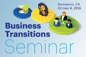 Business Transition Seminar